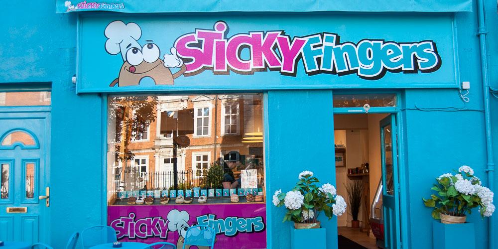 Shop Front Sign Ideas