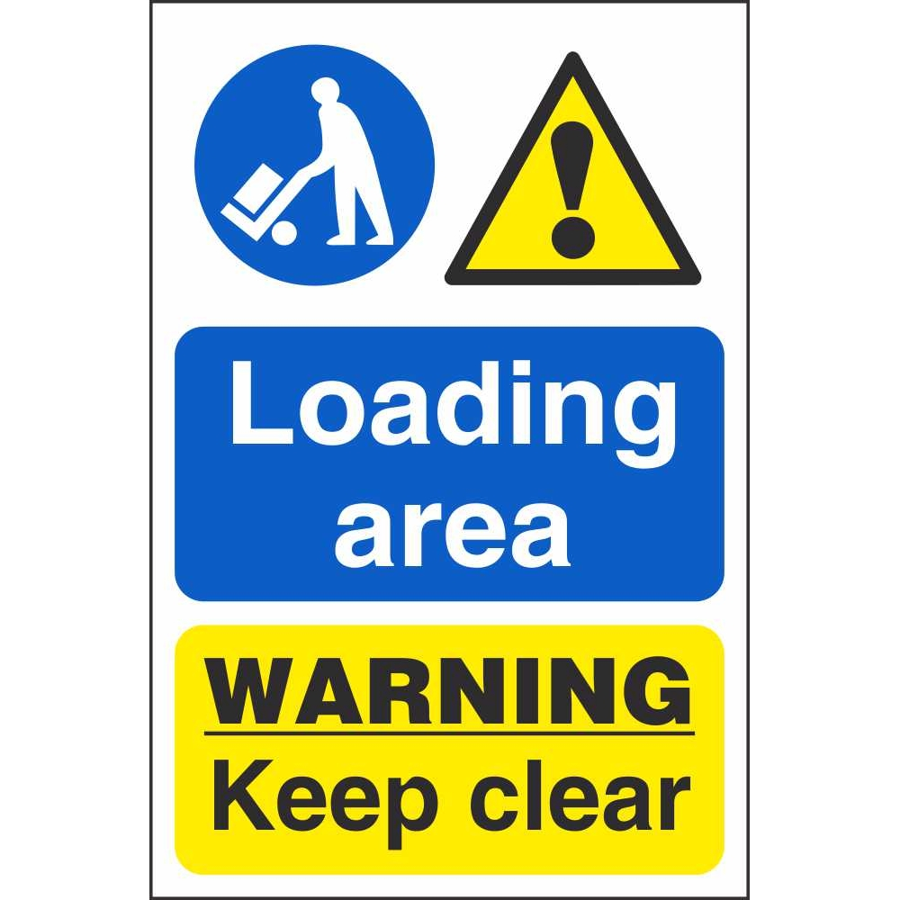 Loading Area Warning Keep Clear Multi Message Workplace. Bath Murals. Memoral Banners. Secret Logo. Atityud Stickers. Cctv Logo. Sergal Stickers. Good Morning Stickers. Dehydration Signs Of Stroke