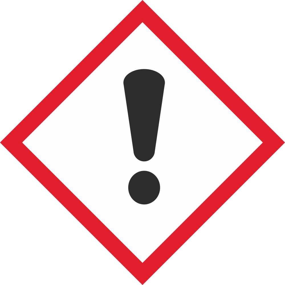 Skin Irritation Ghs Pictogram Labels Ghs Hazard Industrial Safety