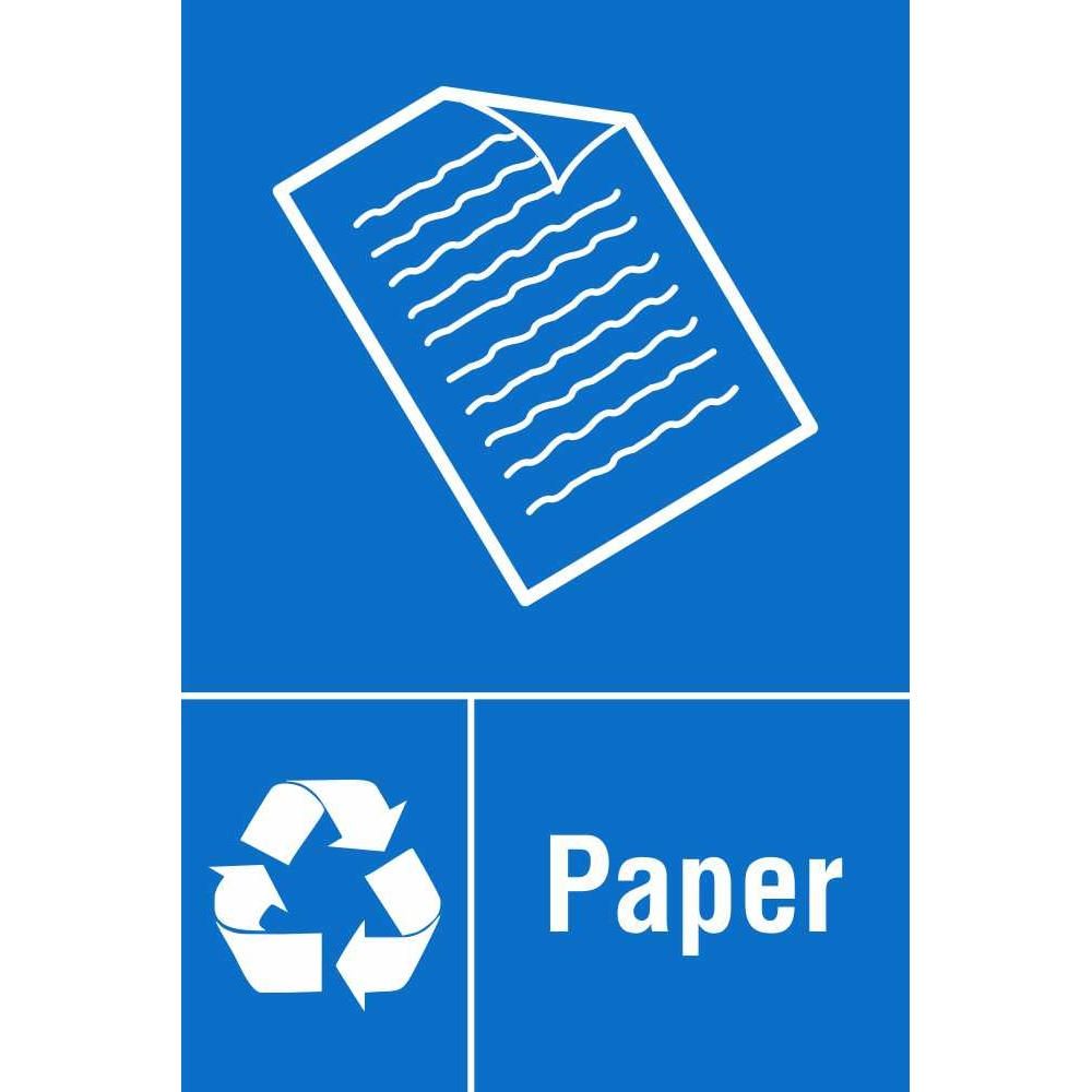 Paper paper symbol paper waste recycling signs ireland paper paper symbol paper recycling sign buycottarizona