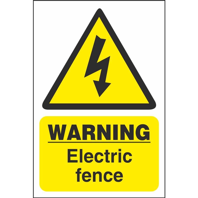 what is a fencers warning