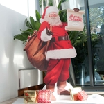 Christmas Cut Out Displays
