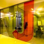 Window Coloured & Transparent Film