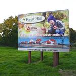 Site Development Signs